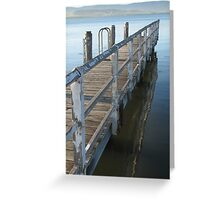 Time for Reflection Greeting Card