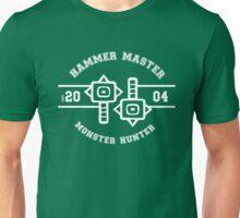 Hammer Master - Monster Hunter Unisex T-Shirt