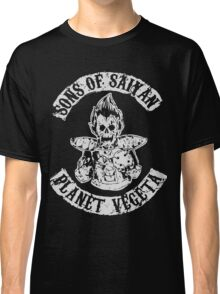 Sons of Saiyan: Planet Vegeta Classic T-Shirt