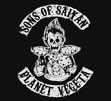 Sons of Saiyan: Planet Vegeta Unisex T-Shirt