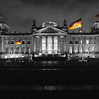 The Reichstag by Paul  Nelson