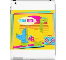 Dino-Mite iPad Case/Skin