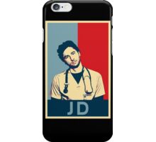 JD Scrubs poster iPhone Case/Skin
