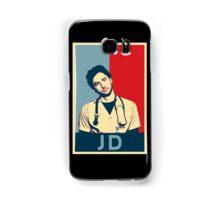 JD Scrubs poster Samsung Galaxy Case/Skin