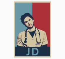 JD Scrubs poster Kids Clothes