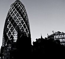 Gherkin by marc melander