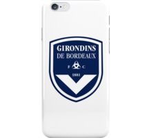 FC Girondins de Bordeaux iPhone Case/Skin