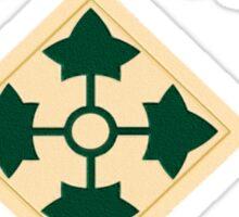4th Infantry Vietnam Veteran Sticker