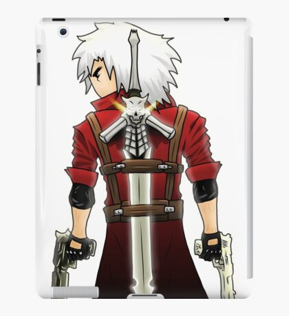 Dante DMC3 Tribute iPad Case/Skin