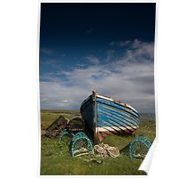 Holy Island Poster