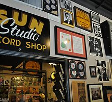 Sun Studios by David Cross