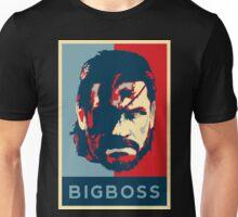 Big Boss poster Unisex T-Shirt