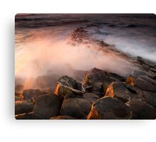The Giants Causeway Canvas Print
