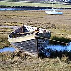 Alnmouth Wreck by Woodie