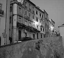 coimbra street by calcidiscus