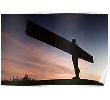 The Angel of the North Poster