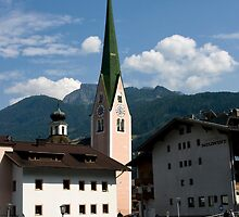 Zell am Ziller 2 by imagic