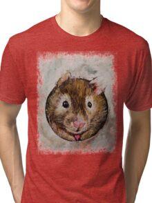 Hamster Love Tri-blend T-Shirt