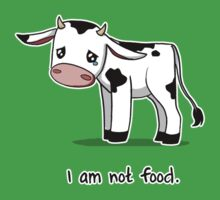 I Am Not Food One Piece - Short Sleeve
