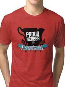 Rumbelle Army! Tri-blend T-Shirt