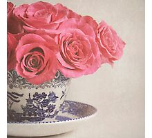 A nice Cup of Rosie Lee! Photographic Print