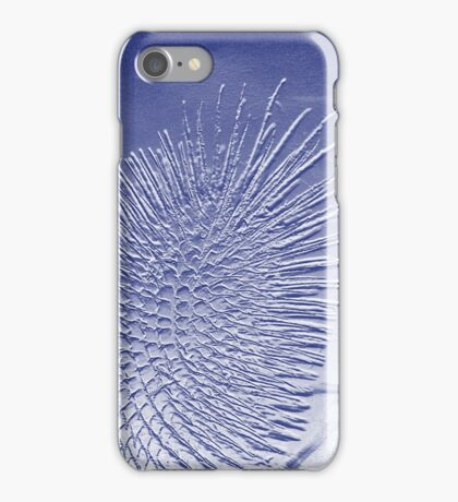 Thistle Blue iPhone Case/Skin