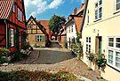 MVP63 Heilgeistkloster, Stralsund, Germany. by David A. L. Davies
