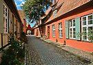 MVP62 Heilgeistkloster, Stralsund, Germany. by David A. L. Davies