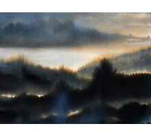 Moorland Wisps Photographic Print