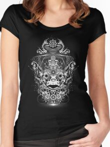 Call of Barong  Women's Fitted Scoop T-Shirt
