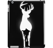 The Patronus wil protect you iPad Case/Skin
