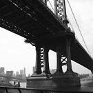 Manhattan Bridge by Samantha Jones