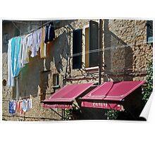 Panini-Volterra, Tuscany Poster