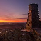 Sunrise at Gummers How by Shaun Whiteman