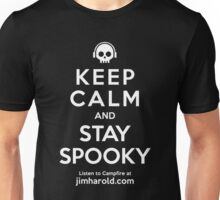 Keep Calm - Stay Spooky Ts Unisex T-Shirt