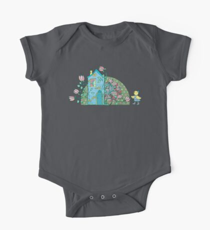 There's no place like home! One Piece - Short Sleeve