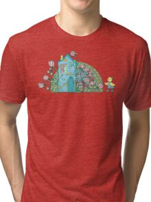 There's no place like home! Tri-blend T-Shirt