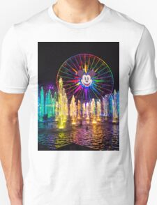 The Wonderful World of Color Unisex T-Shirt