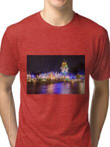 Amazing Small World Tri-blend T-Shirt