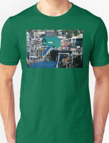 Taku Fisheries Ice House T-Shirt