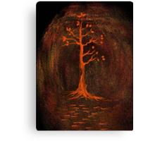 Seven Branches Canvas Print