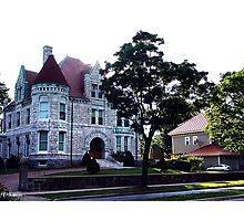 Oland Castle, Halifax Photographic Print