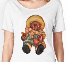 B is 4Bear Women's Relaxed Fit T-Shirt