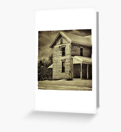 The Farmhouse Greeting Card