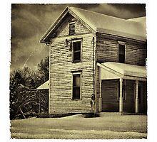 The Farmhouse Photographic Print