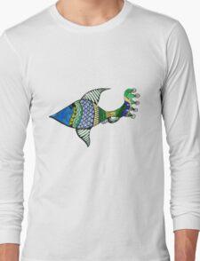 Fish Tale Long Sleeve T-Shirt
