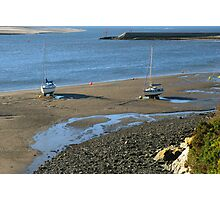 Barmouth Harbour No 6 Photographic Print