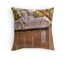Keisling Barn Throw Pillow