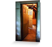 Sturgis Library Attic Greeting Card