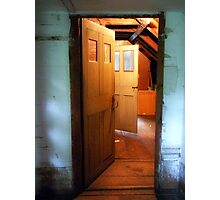 Sturgis Library Attic Photographic Print